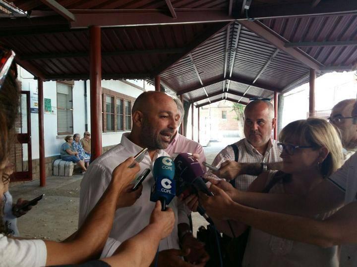 """García Molina desmiente a Page: """"No estamos negociando los Presupuestos"""""""