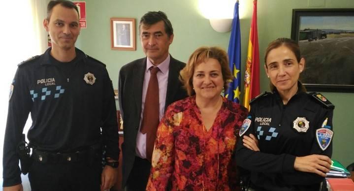 La Policía Local de Alovera amplía la plantilla con su nueva Oficial