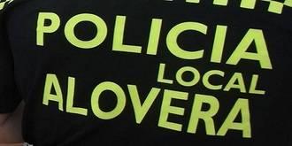 El cliente de un pub de Alovera, herido al reducir a un atracador que portaba un arma