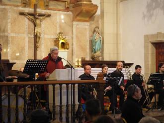 Pepe Cerezo pregona la Navidad de Sigüenza