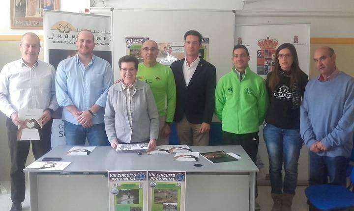El domingo 20 se celebra el V Canicross y Bikejoring benéfico de Yebes-Valdeluz, tercera jornada del VIII Circuito Provincial de Canicross