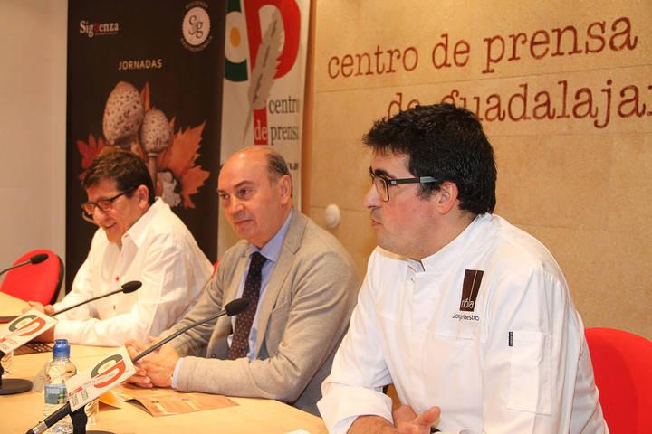 Las setas, protagonistas absolutas durante el mes de noviembre en Sigüenza