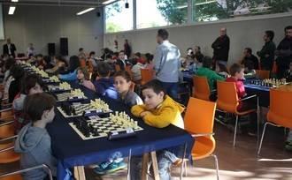 Celebrada en Azuqueca la primera jornada del XII Circuito de Ajedrez
