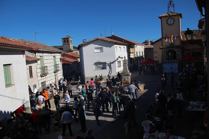 Las Candelas de Arbancón comienzan con el V Concurso de Comida de Puchero
