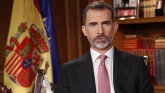 Castilla La Mancha eligió la 1 para ver el Mensaje del Rey
