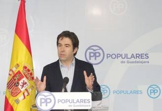 """Lorenzo Robisco: """"Mientras Rajoy sea presidente los pensionistas pueden estar tranquilos"""""""