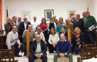 El PP se reúne con alcaldes y concejales de la zona de Pareja