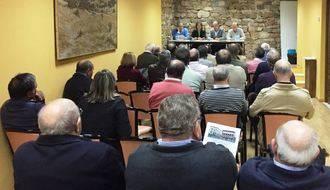 """Alcaldes y concejales de la zona de Sigüenza exigen a Page """"que cumpla ya sus promesas con esta comarca"""""""
