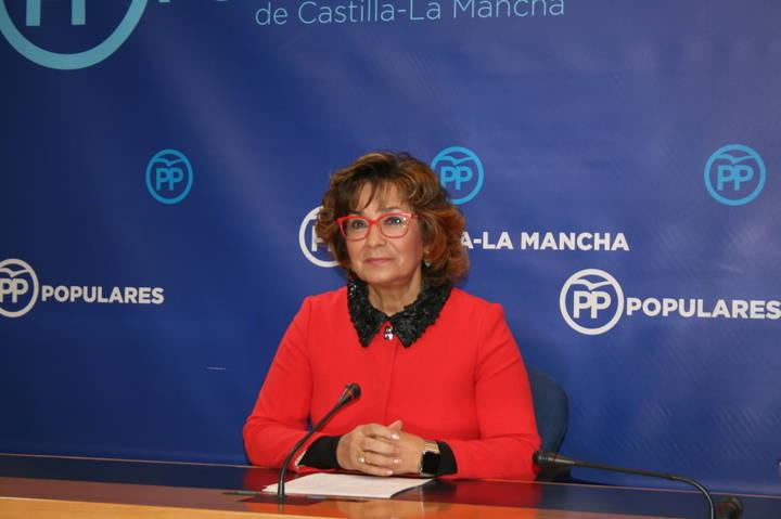 """Riolobos acusa a Page de """"estar jugando con la salud de los ciudadanos debido a sus recortes en la Sanidad"""""""