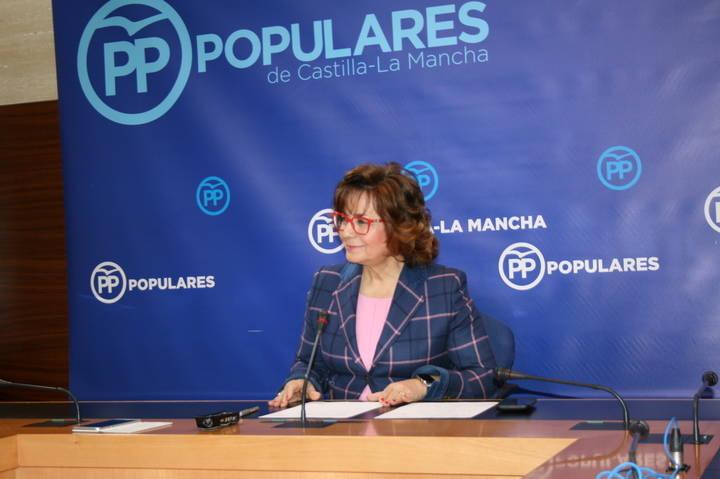 """Riolobos: """"El XVIII Congreso Nacional de la formación ha demostrado la unidad y la fortaleza del PP-CLM en torno a Cospedal"""""""