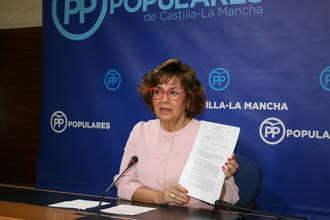 """Riolobos asegura que 2016, con Page y Podemos, """"ha sido un año perdido para el empleo, el crecimiento y el desarrollo"""""""