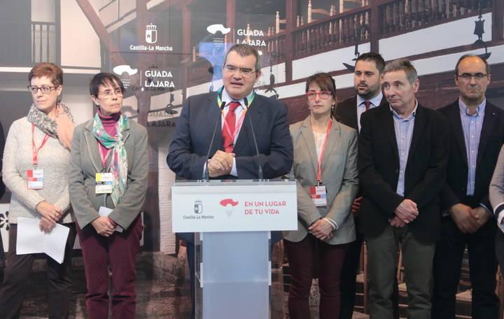 Sigüenza presenta en FITUR su campaña 'Por muchas razones, a mí, encuéntrame en Sigüenza'