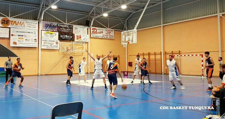 El JUPER Basket Yunquera vuelve a la senda de la victoria derrotando a Daimiel