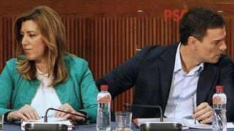Según el digital de Pedro Jota, el un 66,1% de los electores socialistas prefieren a Pedro Sánchez antes que a Susana Díaz