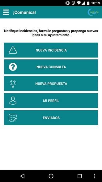 Sacedón Comunica, una app para comunicarse con el Ayuntamiento
