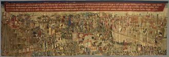 Hace ya 350 años que llegaran a Pastrana sus famosos tapices