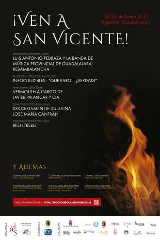La Banda de Música de la Diputación de Guadalajara ofrecerá un atractivo concierto el viernes en Sigüenza