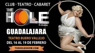 Llega al Teatro Buero Vallejo, el espectáculo THE HOLE