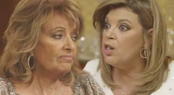 """Terelu Campos a su madre : """"Porra la que te comes tú por la noche"""""""