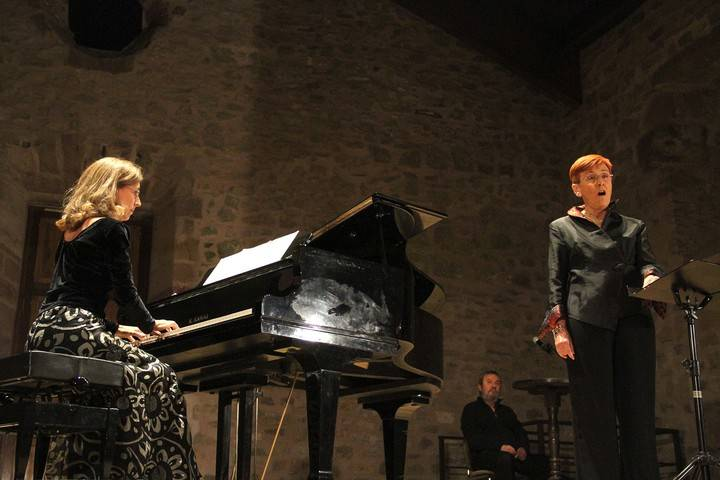 'Sonidos de la noche', segundo concierto del XI Festival de música de cámara 'Musigüenza'