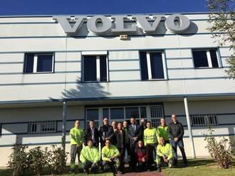 Volvo cumple 20 años de actividad en Azuqueca