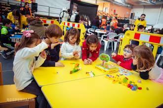 La zona de juegos infantiles y juveniles de mesa y la ludoteca familiar serán el 'corazón' de The Big Game'16