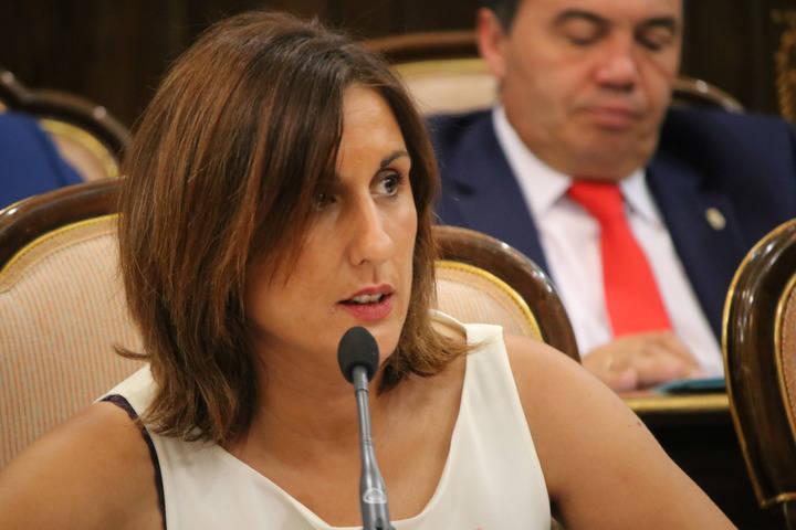 Yolanda Ramírez, la única diputada de C´s en la Diputación de Guadalajara abandona el partido pero de momento...no renuncia al acta