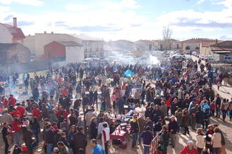 """Gran participación y una alta calidad en los guisos en """"III Fiesta de la Patata """"de Yunquera de Henares"""