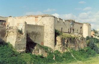 El Ayuntamiento de Guadalajara saca a licitación la redacción del proyecto para la restauración de muralla y muros del Alcázar Real