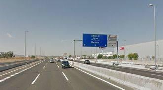Un hombre pierde la vida al salirse con su vehículo en la A2 a la altura de Alovera