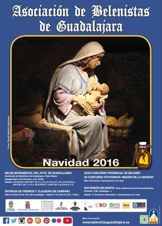 La Asociación de Belenistas de Guadalajara afronta unas nuevas Navidades