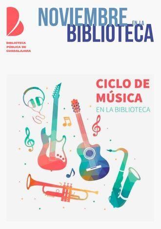 Así será noviembre en la Biblioteca de Dávalos de Guadalajara