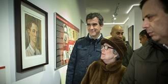 Guadalajara inaugura en La Cotilla un espacio museístico dedicado a Antonio Buero Vallejo