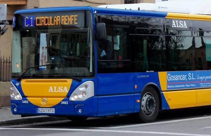 Los autobuses urbanos de Guadalajara se adaptan a las necesidades navideñas