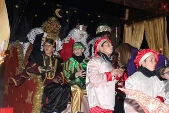 Quer espera la llegada de los Reyes Magos este próximo día 5 de enero
