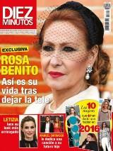 """DIEZ MINUTOS Rosa Benito, hay vida después de """"Sálvame"""""""