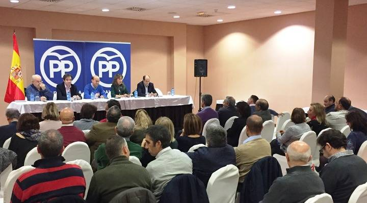 El Congreso Nacional de febrero centra la última reunión del Comité Ejecutivo Provincial del PP de Guadalajara