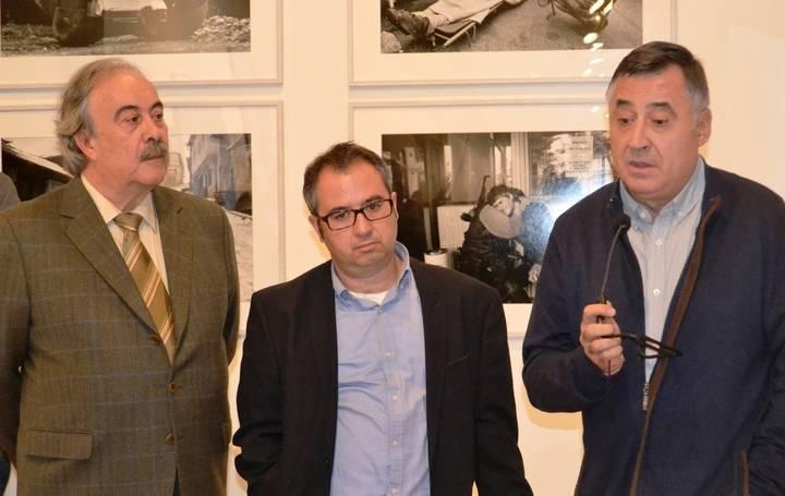 Abre al público la exposición del fotoperiodista Gervasio Sánchez, en el Museo Provincial hasta el 15 de enero