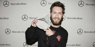 Juan Carlos Pajares no tiene techo: Gana el Mercedes Benz Fashion Talent