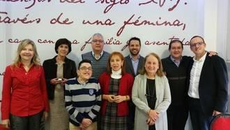 ANPE Guadalajara homenajea a sus profesores jubilados