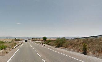 Un hombre pierde la vida tras ser atropellado en la N-320 a la altura de Quer