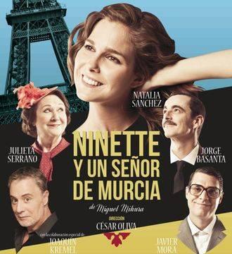 'Ninette y un señor de Murcia', teatro con mayúscula sobre las tablas del TABV