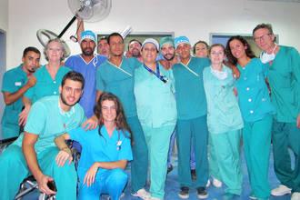 Un oftalmólogo del Hospital Universitario de Guadalajara participa en una comisión oftalmológica en campamentos saharauis