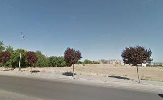 Los nuevos campos de fútbol de Guadalajara no tendrán vestuarios por falta de espacio en la parcela