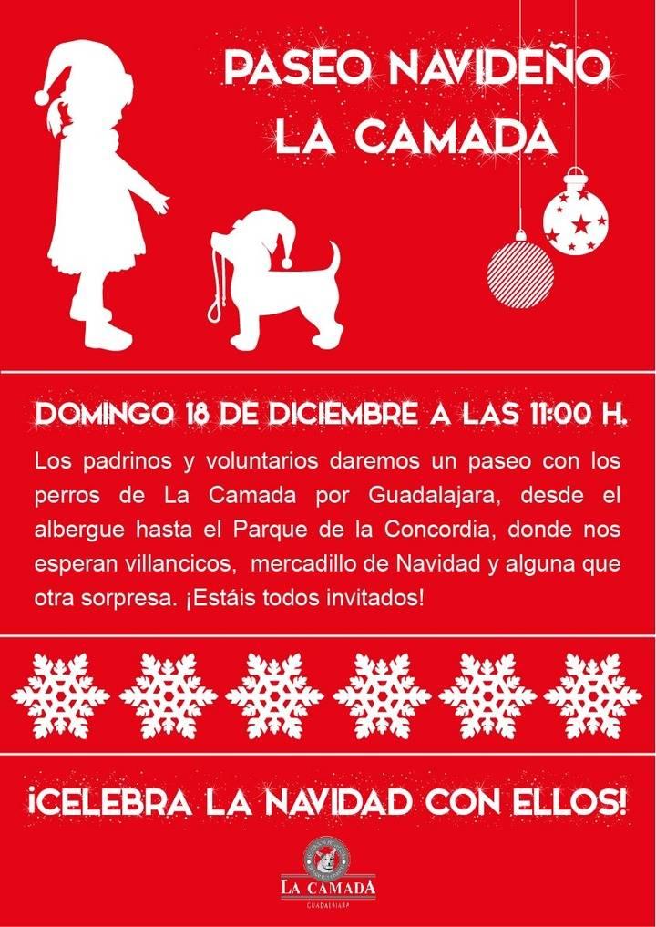 La Camada organiza su paseo navideño por Guadalajara