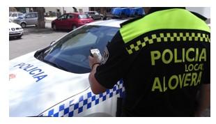 Alovera se adhiere a la Campaña sobre Control de Alcohol y Drogas propuesta por la DGT entre el 12 y 18 de diciembre