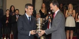 Antonio Román, entre los futuribles para la Secretaría de Estado para el Deporte