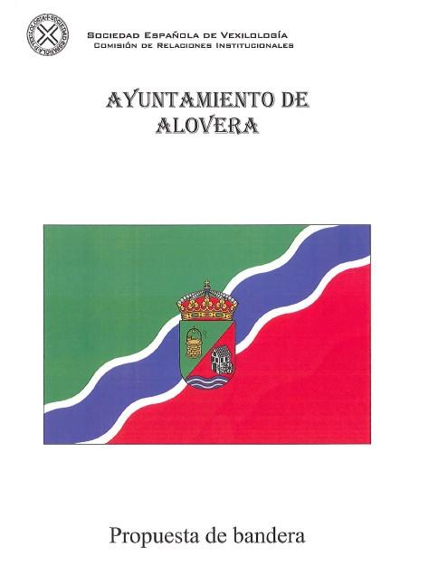 Alovera está a un paso de tener su propia bandera municipal