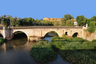 El puente árabe de Guadalajara será rehabilitado el verano que viene