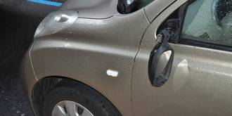 Cinco menores se hicieron los 'borrokas' destrozando coches y contenedores por Guadalajara